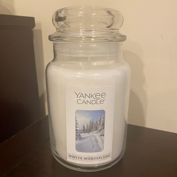 "Yankee Candle ""WINTER WONDERLAND"""